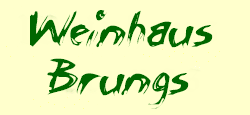 Weinhaus Brungs